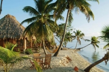 Turtle Inn luxury resort, Placencia, Belize - Belize Vacation