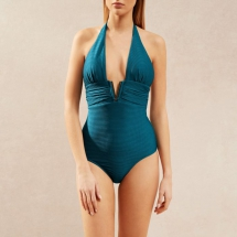 Ubud V Bar One Piece - Bathing Suits