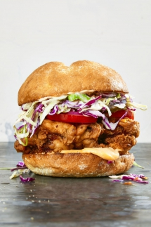 Ultimate Fried Chicken Sandwiches - I love to cook