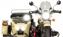 Ural Gear Up Sahara - Cars & Motorcyles