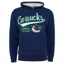 Vancouver Canucks Hartland Hoodie - Sports Apparel