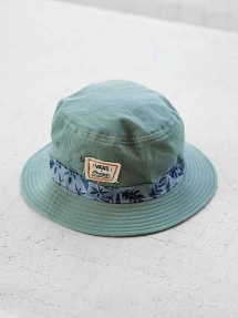 Vans Gregg Kaplan Bucket Hat - Hats