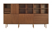 Ven Large Wall Unit - Home Office