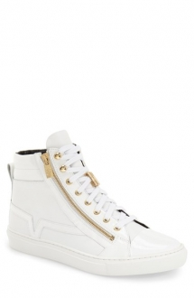 Versace Collection High Top Sneaker (Men) - Shoes