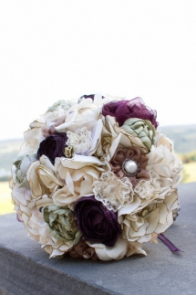 Vintage-Inspired Bouquet - Everything Weddings