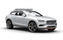 Volvo Concept XC Coupe - Cars