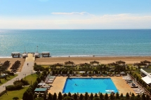 Voyage Belek Golf & Spa - Belek, Turkey - Winter Getaway
