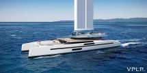W/Y Evidence 156' Oceanwings powered superyacht catamarans designed by VPLP - Sailboats