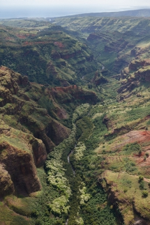 Waimea Canyon, Kauai - Beautiful places