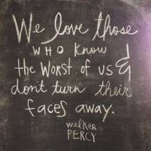 Walker Percy quote - Inspiring & motivating quotes
