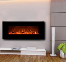 Wall Mounted Electric Fireplace - Great designs for the home