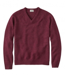 Washable Lambswool Sweater - Man Style