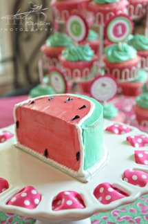 Watermelon birthday ideas - Watermelon Birthday