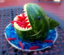Watermelon Shark - For the little one