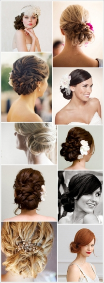 Wedding Hair Styles - Everything Weddings