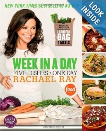 Week in a Day by Rachael Ray - Cook Books