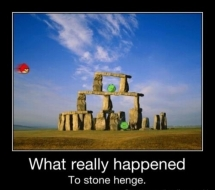 What really happened to Stonehenge - I busted my gut laughing