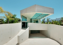 Wiel Arets' Jellyfish House - Cool architecture