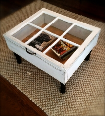 Window Coffee Table - For the home