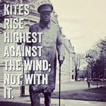 Winston Churchill quote - Inspiring & motivating quotes