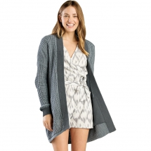 Women's Recycled Denim Cardi - Fave Clothing, Shoes & Accessories