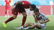 World Cup: Thomas Mueller scores hat trick as Germany routs Portugal - 2014 FIFA World Cup