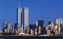 World Trade Center's Twin Towers - Lest we forget
