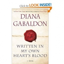 Written In My Own Heart's Blood by Diana Gabaldon - Books to read