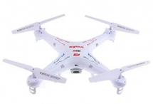 X5C Explorers 2.4G 4CH 6-Axis Gyro RC Quadcopter With HD Camera by Syma - Christmas Gift Ideas