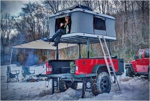 Xventure XV-2 trailer from Schutt Industries  - Campers