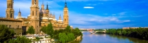 Zaragoza, Spain - Beautiful places