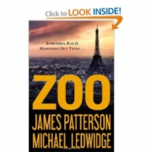 Zoo by James Patterson and Michael Ledwidge - Books to read