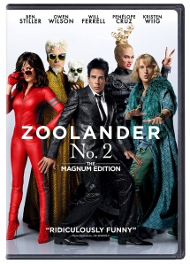Zoolander No. 2 (The Magnum Edition) - Favourite Movies