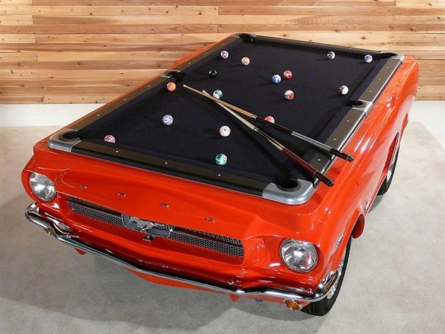 1965 Ford Mustang Pool Table - Image 2
