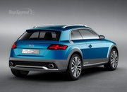 2014 Audi Allroad Shooting Brake Concept SUV - Image 3