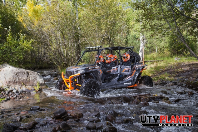 2015 Polaris RZR XP 4 1000 offeres awesome 4 rider performance - Image 2
