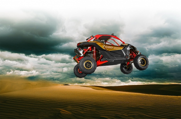 2017 Can-Am Maverick X3 X rs - Image 2