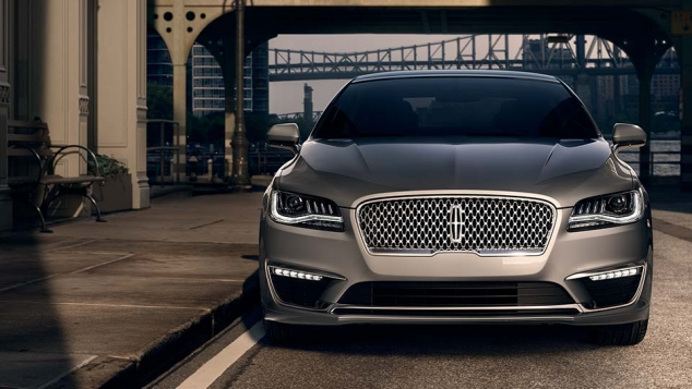2017 Lincoln MKZ - Image 3