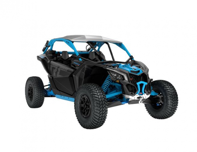 2018 Can-Am Maverick™ X3 X rc Turbo R from BRP