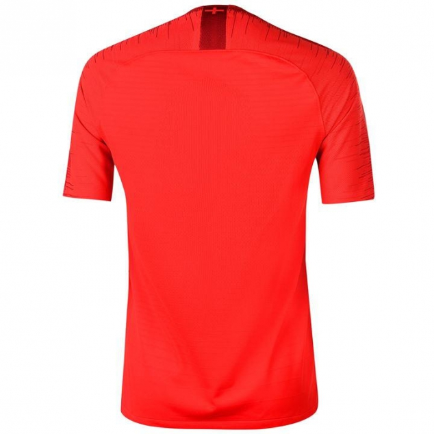 2018 England National Team Football Official Away Jersey - Image 2