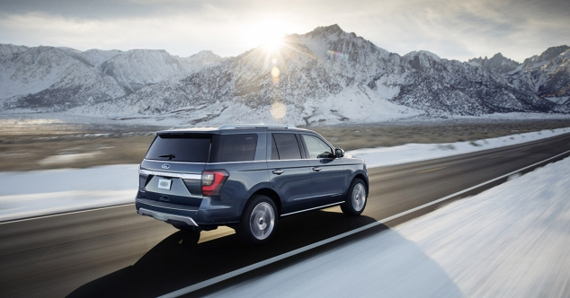 2018 Ford Expedition is all new and bigger but lighter - Image 2