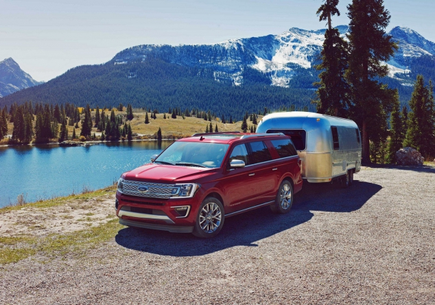 2018 Ford Expedition is all new and bigger but lighter - Image 3