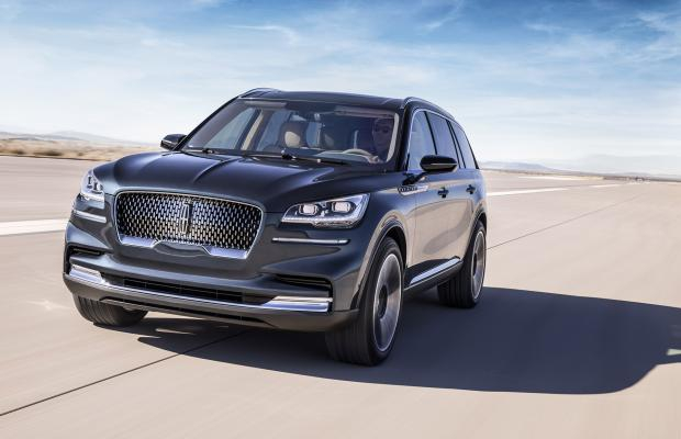 2019 Lincoln Aviator Production Preview