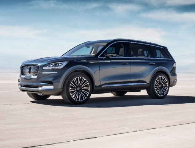 2019 Lincoln Aviator Production Preview - Image 2