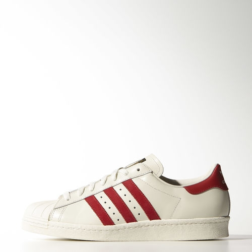 Adidas men's Superstar 80's DLX Shoes