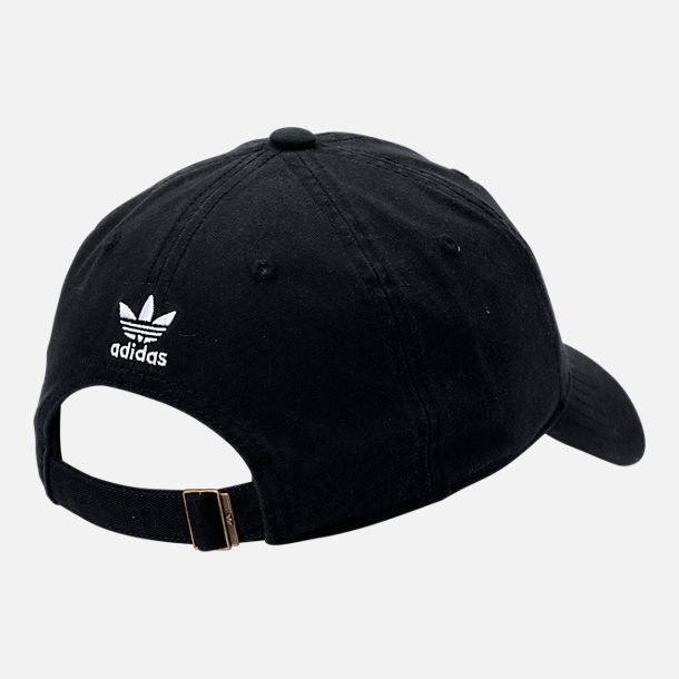Adidas Originals Precurved Washed Strapback Hat - Image 2