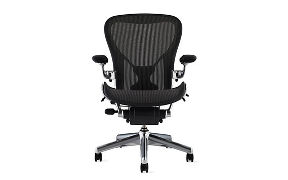 Aeron Deluxe Chair with PostureFit