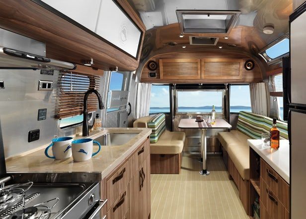 Airstream Tommy Bahama Special Edition Travel Trailer  - Image 2