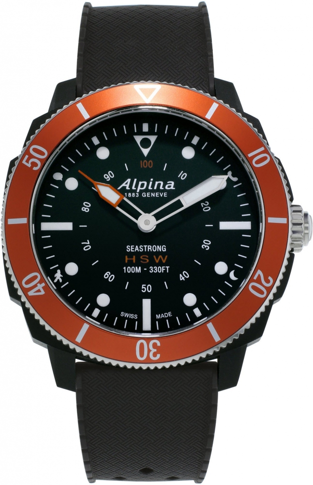 Alpina Watch Seastrong Horological Smartwatch