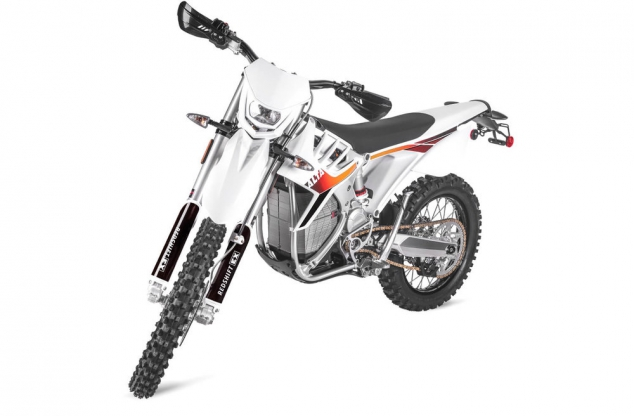 Alta Motors Redshift EX electric motorbike